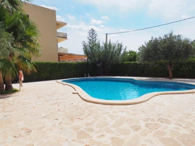 Vacaciones mallorca colonia de sant jordi apartamento mediterraneo - Apartamentos vacacionales mallorca ...
